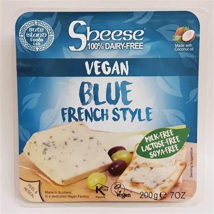 SHEESE VEGAN BLUE FRENCH STYLE 200G
