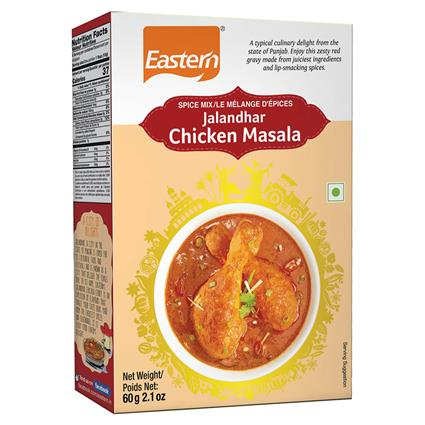 Jalandhar Chicken Masala - Eastern