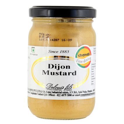 Dijon Mustard - Delouis Fils