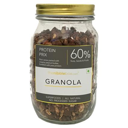 Protein Prix Breakfast Granola - Thenibblebox