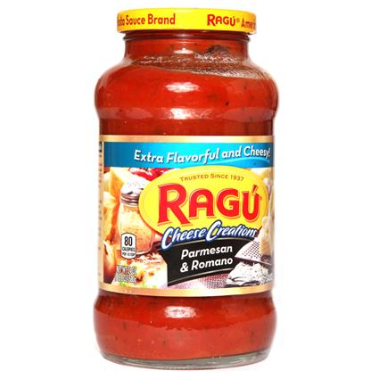 Cheese Creations Parmesan & Romano Pasta Sauce - Ragu