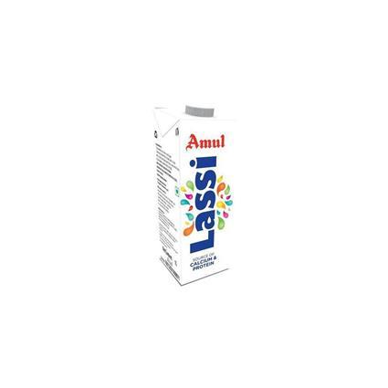 AMUL ROSE LASSEE TETRA PACK 1L