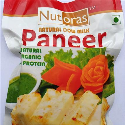 NUTORAS NATURAL COWMILK PANEER 200GM