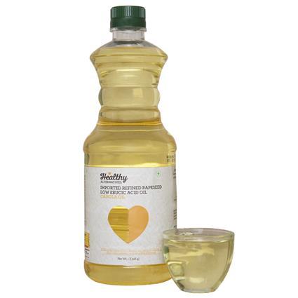 Canola Oil - Healthy Alternatives