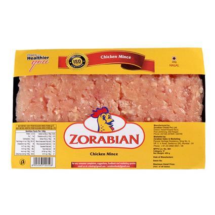ZORABIAN CHICKEN MINCE 450G