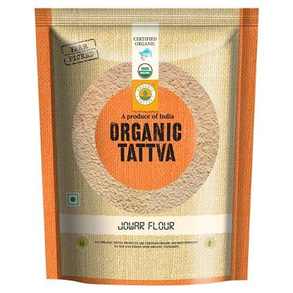 Jowar Flour Organic - Organic Tattva