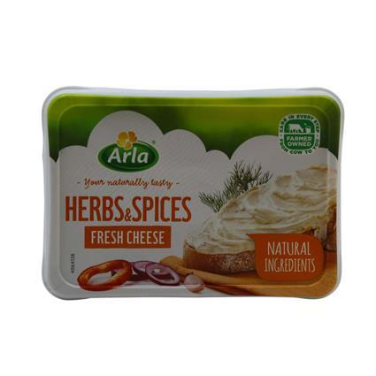 ARLA CHEESE HERB SPICE CHEESE 150G