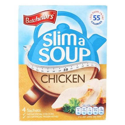 Slim A Soup  -  Chicken - Batchelors
