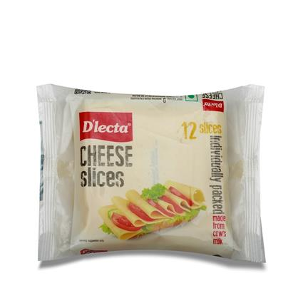 DLECTA CHEESE SLICES 180G