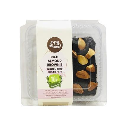 CFB Almond Brownie 100 Gm