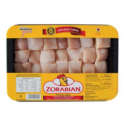 ZORABIAN CHICKEN CUBES 500 G