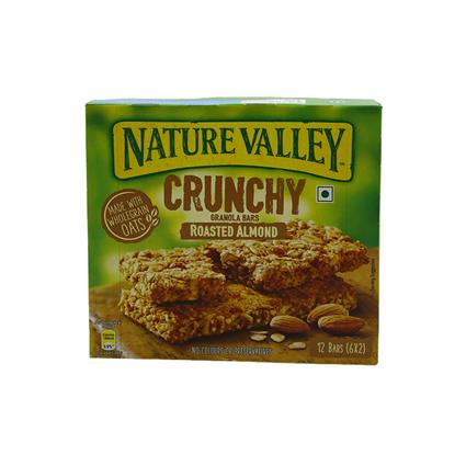 NATURE VLY CRU GRA BAR RST ALMD 252G