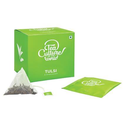 Tulsi Green Tea - Tea Culture