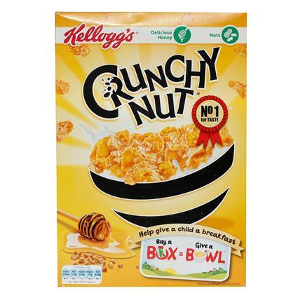 Crunchy Nut Cereal - Kelloggs