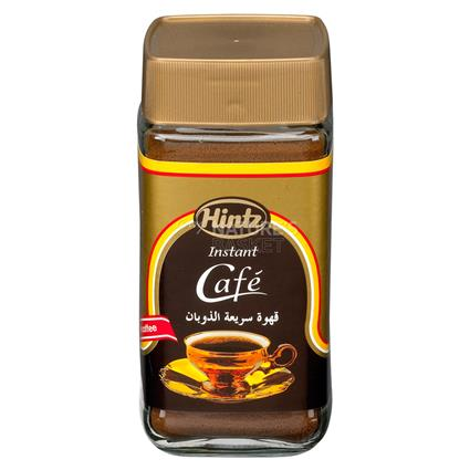 HINTZ INSTANT COFFEE BTL 50G