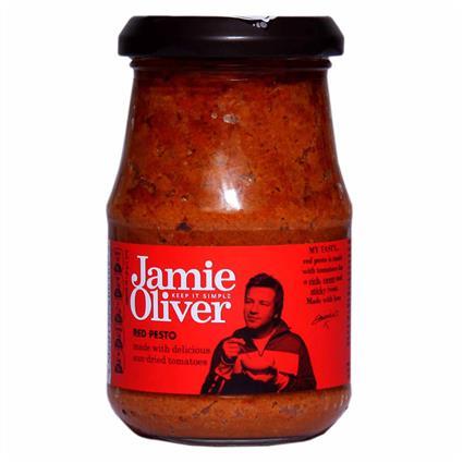 Red Pesto - Jamie Oliver