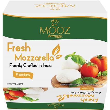 MOOZ FRESH MOZZARELLA CHEESE 250g