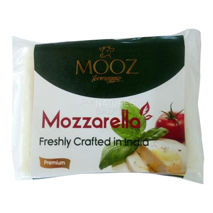 Mozzarella Cheese - Mooz