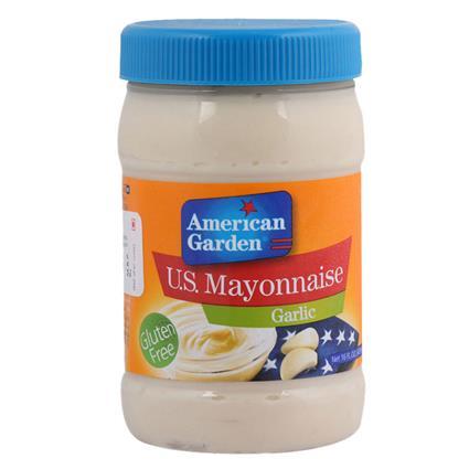 Garlic Mayonnaise - American Garden