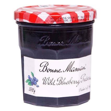Wild Blueberry Preserves - Bonne Maman
