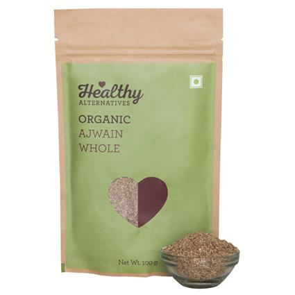 Organic Ajwain Whole - Healthy Alternatives