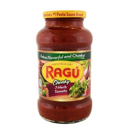 Seven Herb Tomato Sauce - Ragu