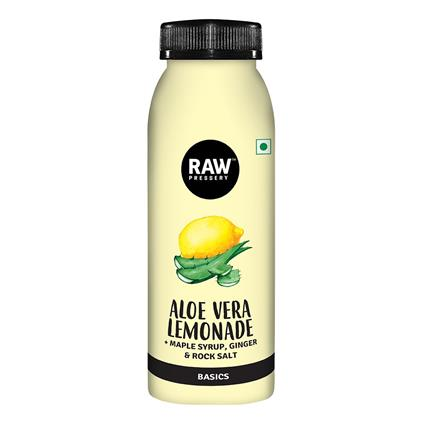 Raw Pressery Aloe Lemonade Juice 200 ML