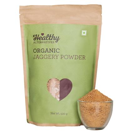 HA ORGANIC JAGGERY POWDER 500G