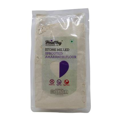 SPROUTED AMARANTH FLOUR - Healthy Alternatives