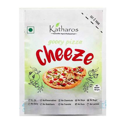 KATHAROS VEGAN PIZZA CHEEZE 100G