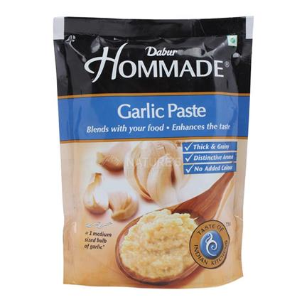 Hommade Garlic Paste - Dabur