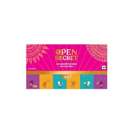 OPEN SECRET ASSORTED GIFT BOX