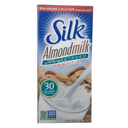 Almond Milk Original Unsweetened - Silk