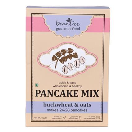 Beantree Buckwheat & Oat Pancake Mix - Beantree