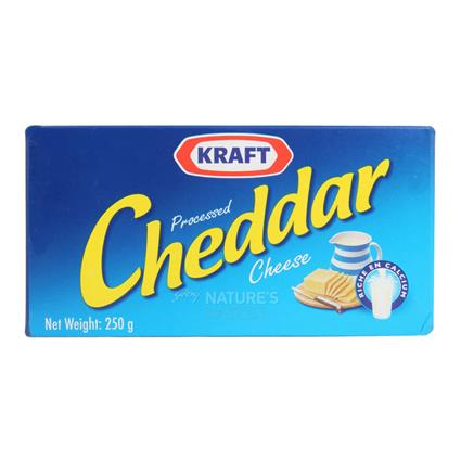 Cheddar Cheese - Kraft