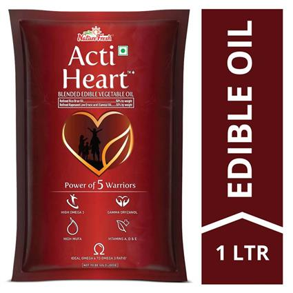 NATURE FRESH ACTIHEART PP 1Ltr