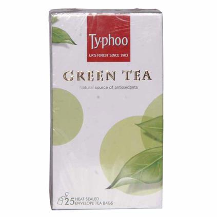Typhoo Green Tea 25's