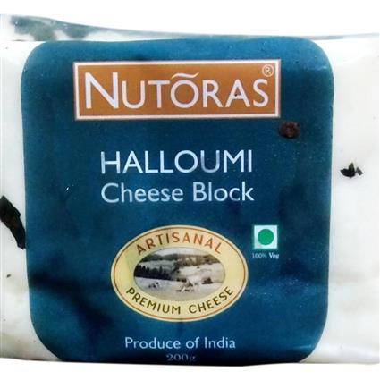 NUTORAS HALLOUMI CHEESE 200G