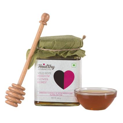 Floral Blend Honey - Healthy Alternatives