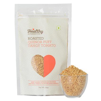 Tangy Marguerite Quinoa Puffs - Healthy Alternatives