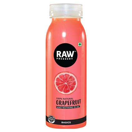 Cold Pressed Juice Grapefruit - Raw Pressery
