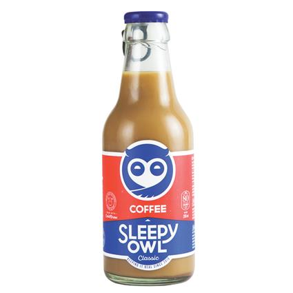 SLEEPY OWL CLASSIC COLD BREW CFFE 200ML