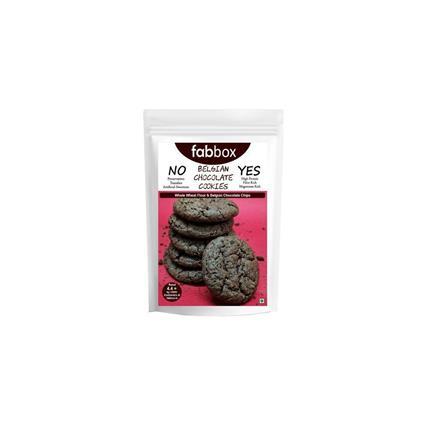 FABBOX BELGIAN CHOCO COOKIE 220G