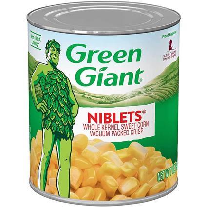 GREEN GIANT NBLT GOLD WHL KERNL CORN198G