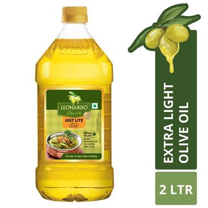 LEONARDO EXT. LIGHT OLIVE OIL JAR 2Ltr