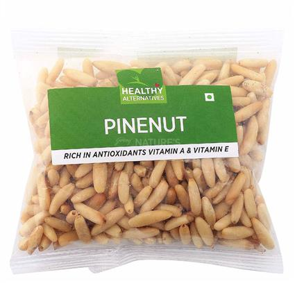 Pine Nuts - Healthy Alternatives