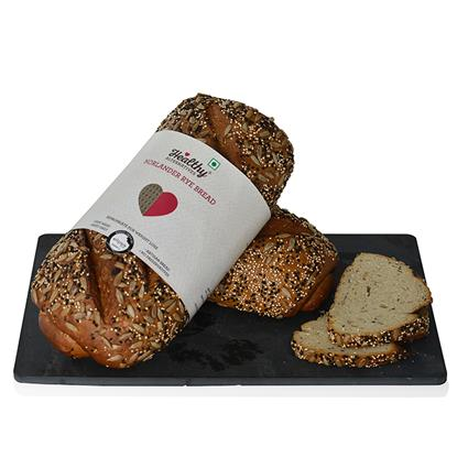 Norlander Rye Bread - Healthy Alternatives