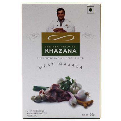 Meat Masala - Sanjeev Kapoors Khazana