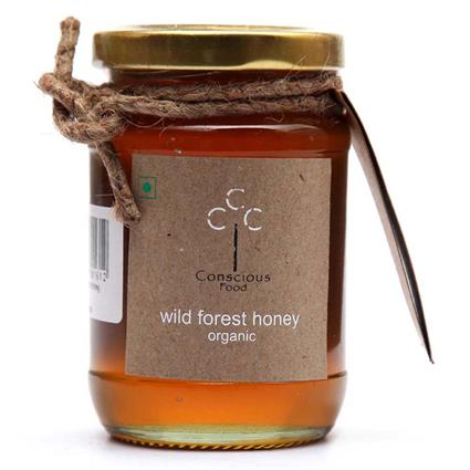 Wild Forest Honey  -  Organic - Conscious Food