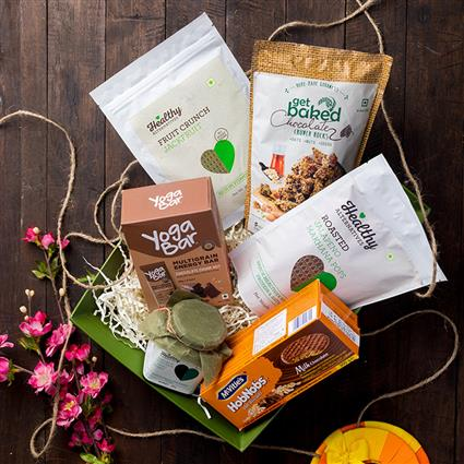 Healthy Sweetheart - Gift Hamper